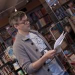 Odd Eirik Færevåg debuterer med diktsamling på Samlaget i haust.