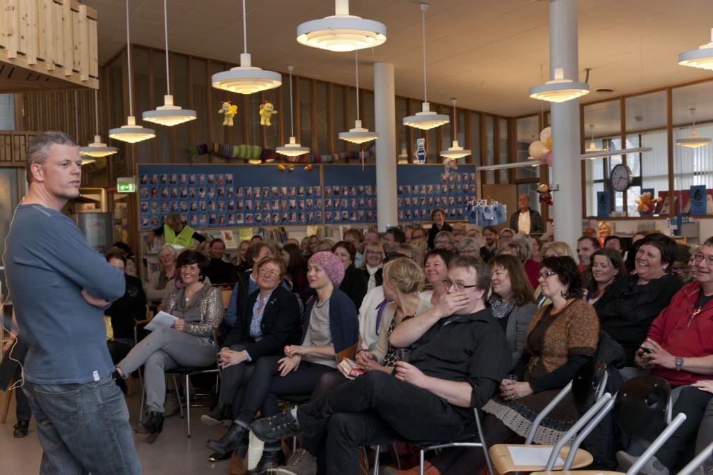 Are Kalvø opna ballet til stor glede for oss som var tilstede!